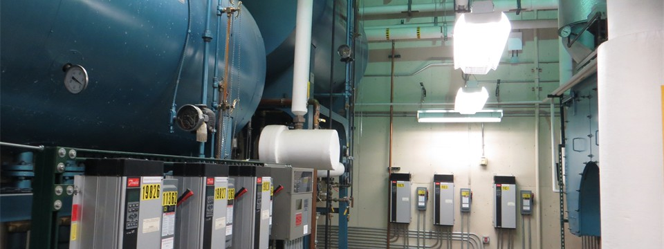 Boiler System Water Treatment